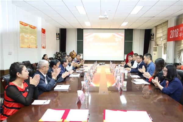 平安产险河南分公司与河南科技大学车辆与交通工程学院签署人才培养战略合作协议